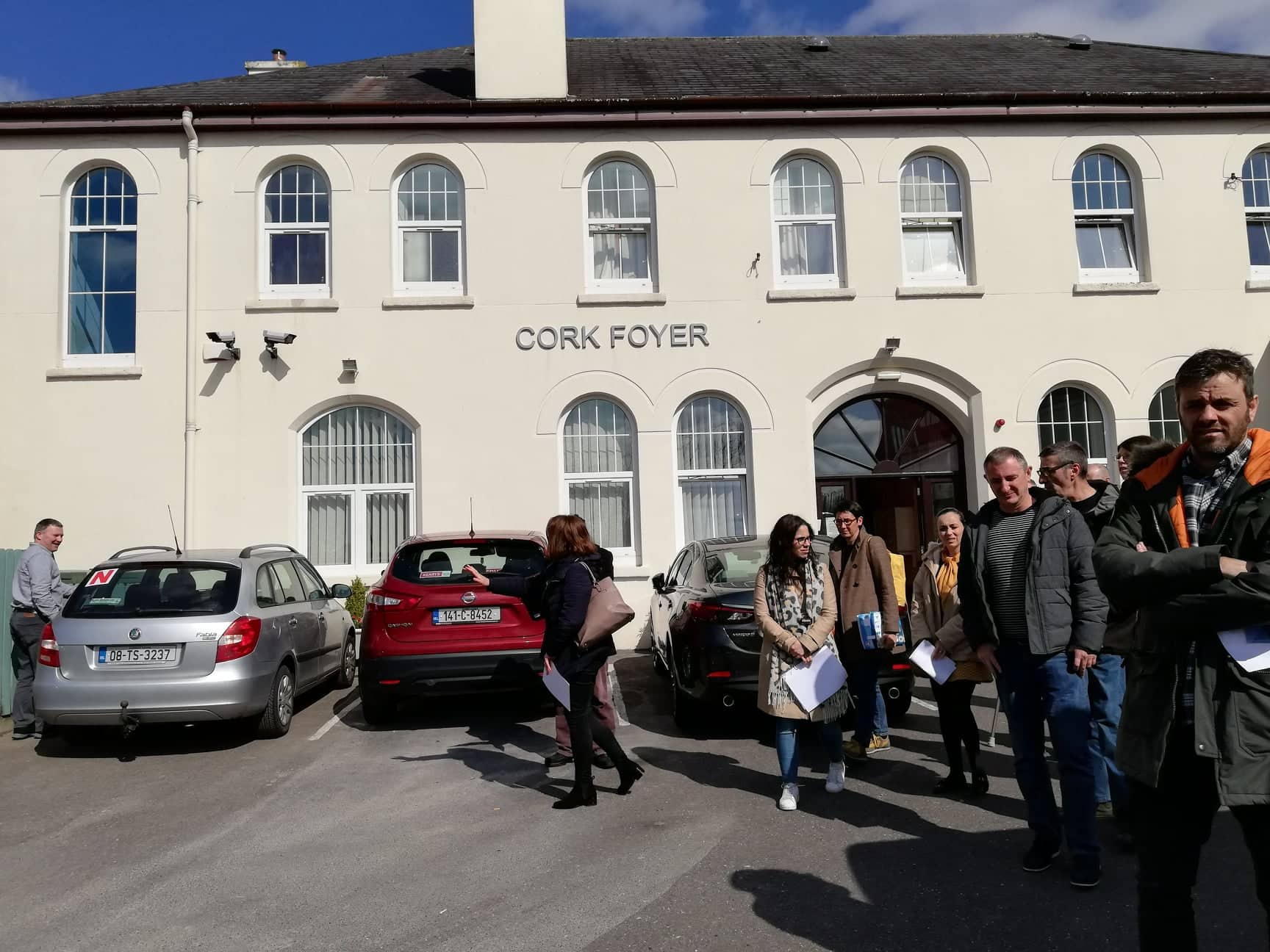 Study visits Report. 6th coordination meeting in Cork (26th-27 March 2019). Cork Foyer