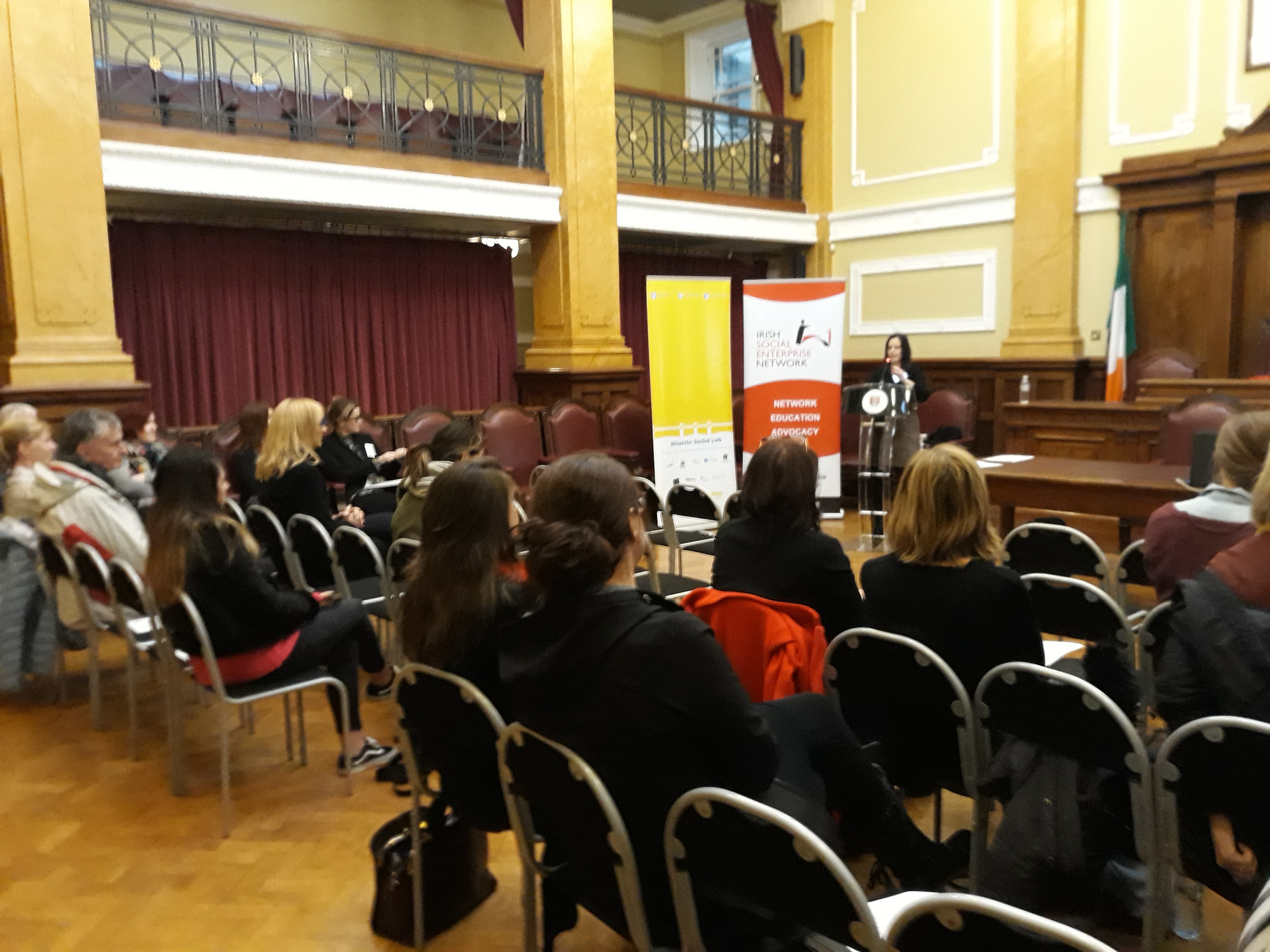 Social Enterprises and Public Procurement Seminar  in Cork