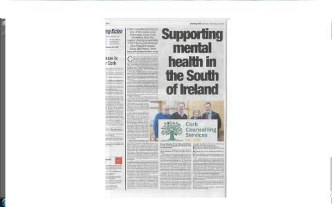 Cork has launched a media campaign to promote the Atlantic Social Lab project