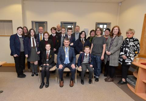 "nterprise North West presents ""Green Tech project showcased by local Schools"""