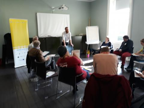 Storytelling Workshop for Social Enterprises  in Cork