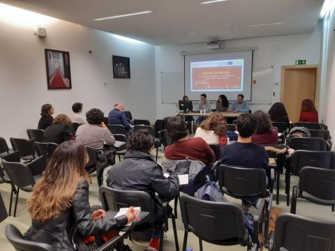 ASL debates social innovation: Event took place in Coimbra on 26th February